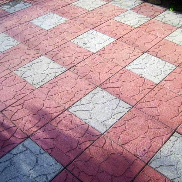 Калифорния - вибролитая тротуарная плитка