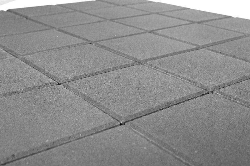 6K7 Квадрат - вибропрессованная тротуарная плитка