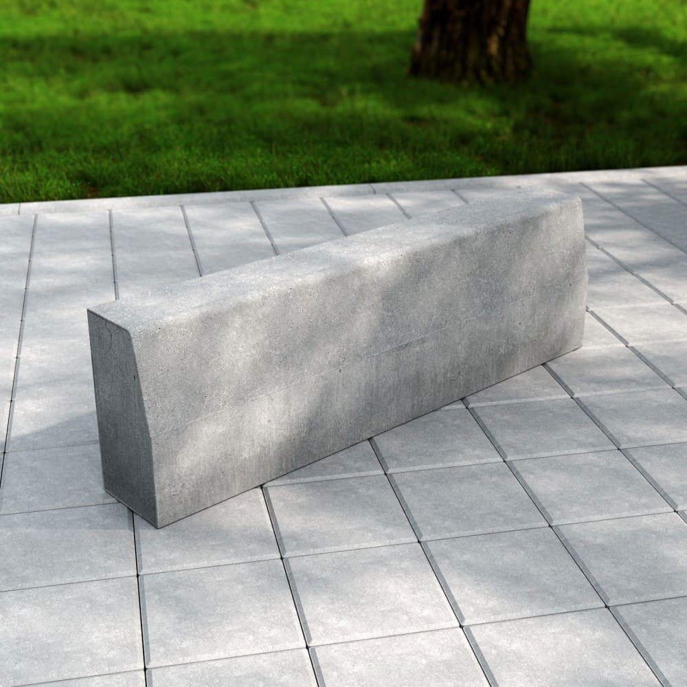 БР-15 - бордюрный камень
