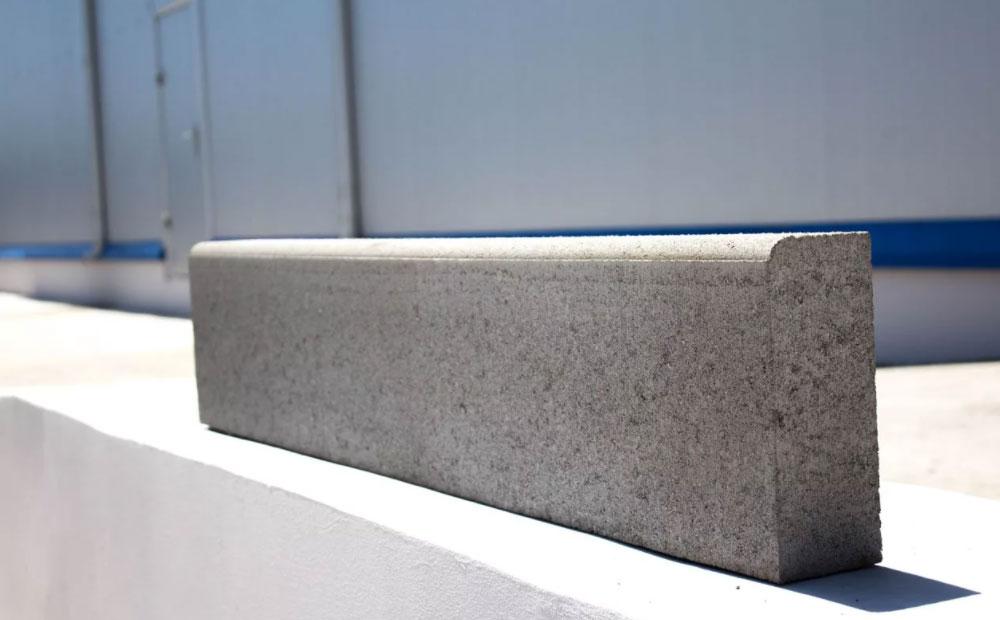 Бордюр садовый 'БР 70' - бордюрный камень